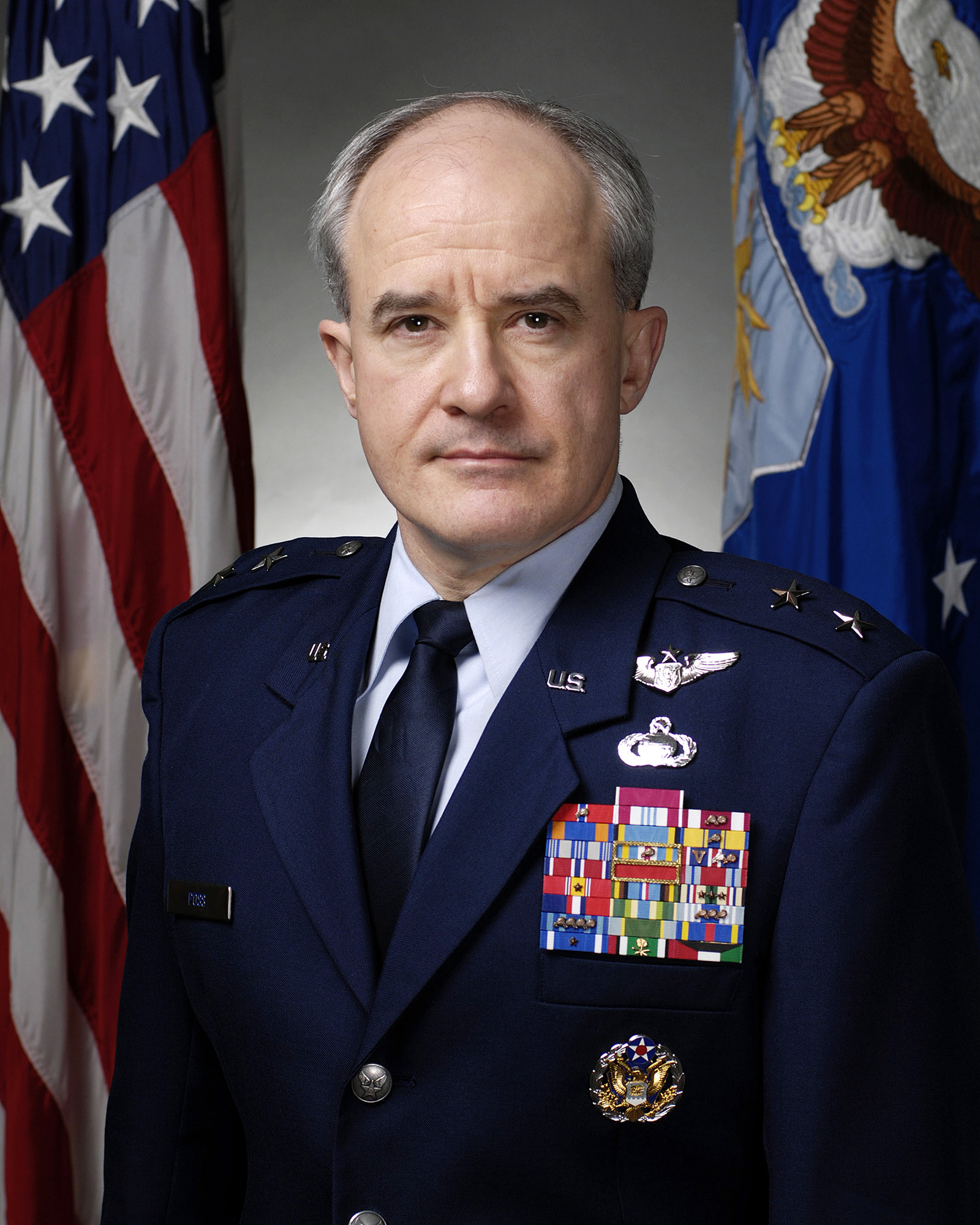 Maj. Gen. James O. Poss